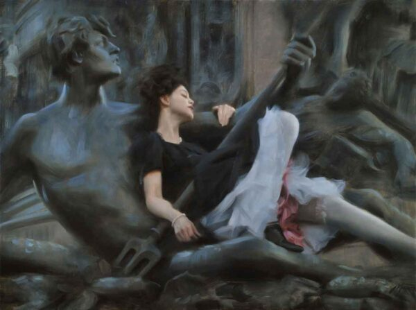 Nick Alm, Two lovers