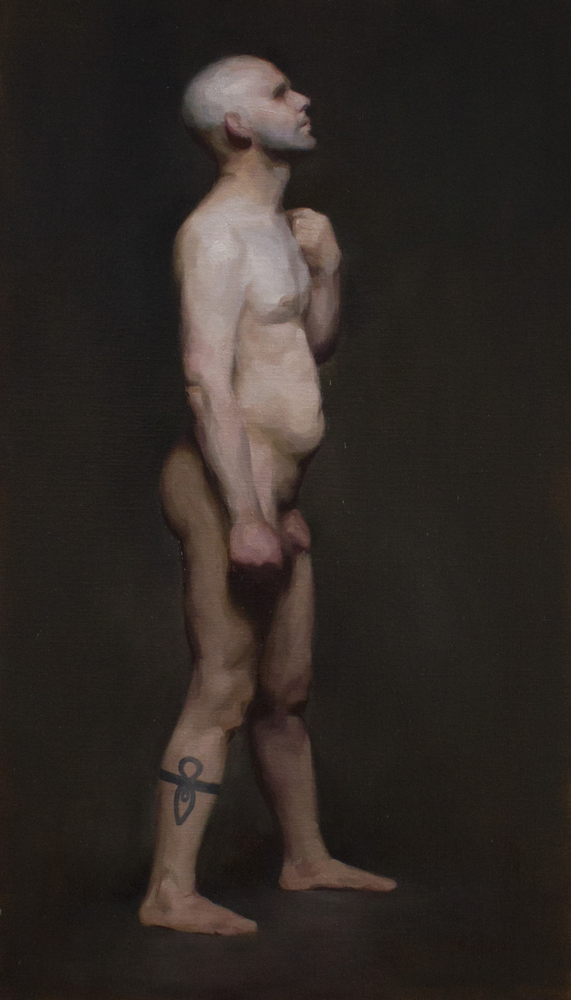 Ingrid Thortveit, Figure painting (9th trimester)
