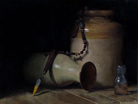 Ross Armstrong, Still life (8th trimester)