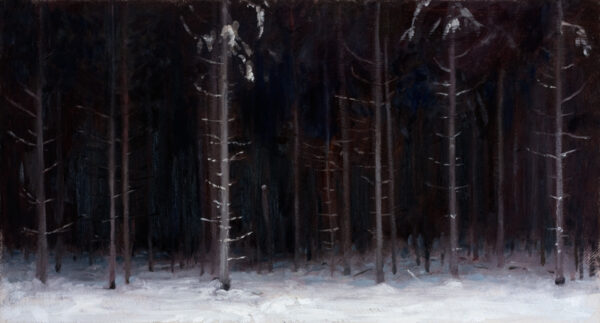 Zacheriah Kramer - Entrance, Dark Forest, Study