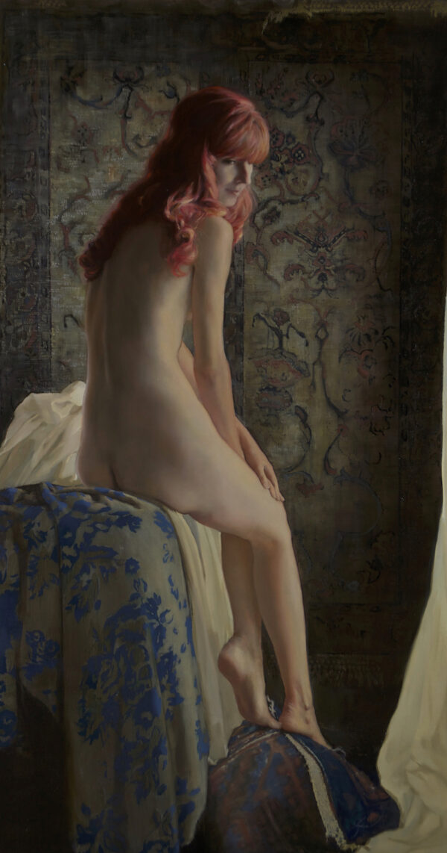 Carla Paine, The edge of autumn